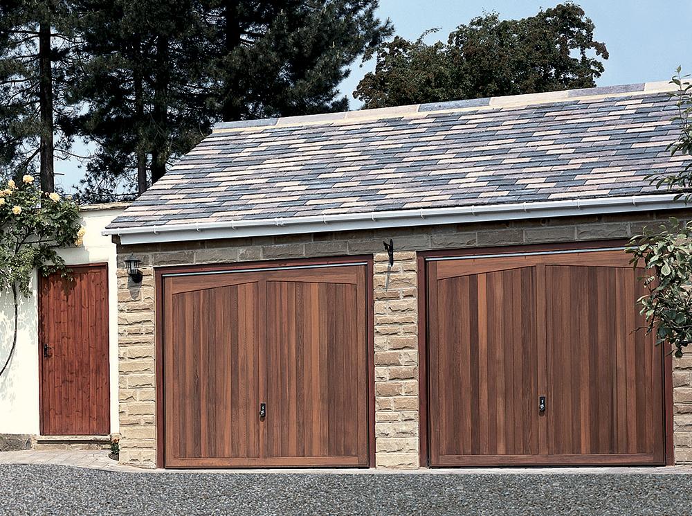 Jb Doors Wooden Garage Doors